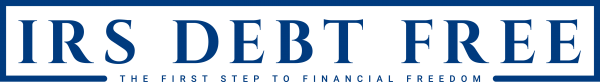 IRS Debt Free Logo